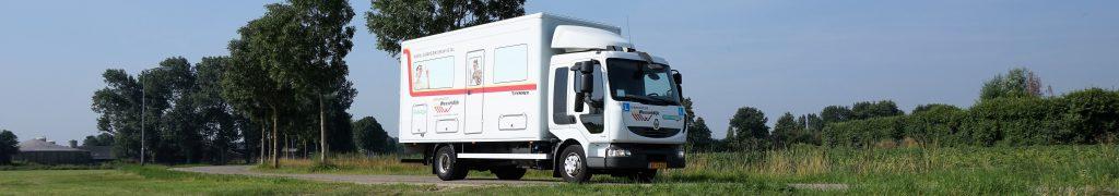 Vrachtwagen